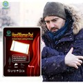 KONGDY Winter Necessary 5 Bags/ Lot Self Heated Hand Warmer Stick Lasting Heat Anti Cold Patch Keep Hand Body Warm Paster
