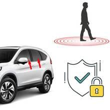 Автозапуск без ключа открытый багажник автоматически приложение для Android/ISO универсальный дистанционный центральный замок автомобильная система безопасности MP686