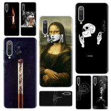 Erilles Cigarette Smoking Phone Case For Xiaomi