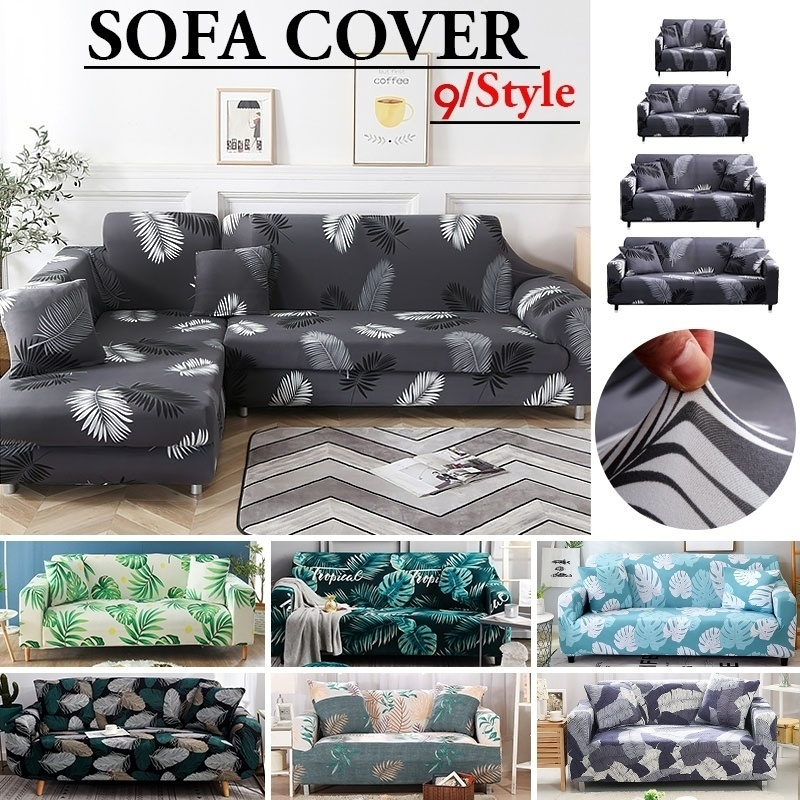All-inclusive Elastic Sofa Cover Slipcover Armchair Cover Couch Covers