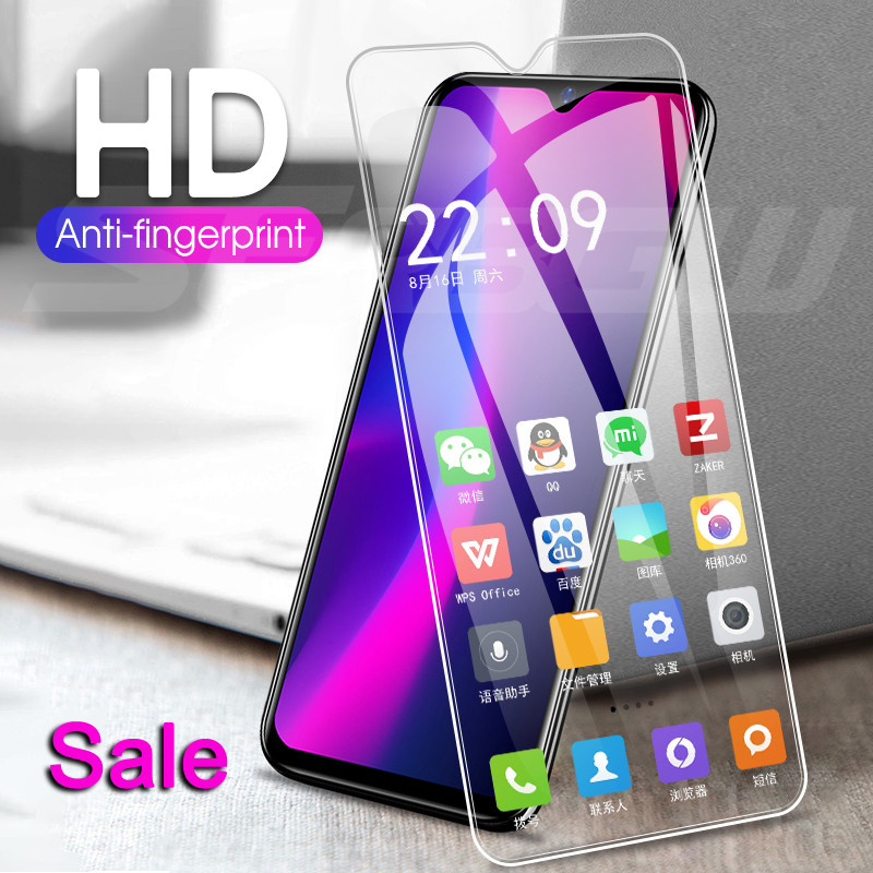 0.22mm Tempered Glass On For Samsung Galaxy A20E A40S A10 A20 A30 A40 A50 A60 A70 A80 A90 Screen Protector Film 9H Protective