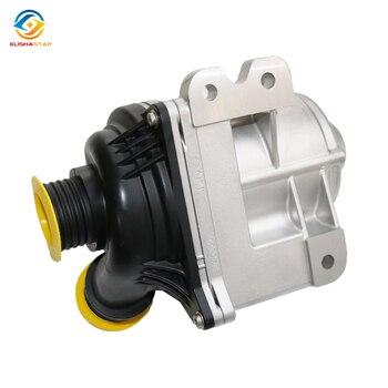 ELISHASTAR Electric Water Pump For B MW 535 740 X5 740i X3 335i 535i E70 X5 E71 X6 xDrive35i A2C59514607 11517632426 11517586929