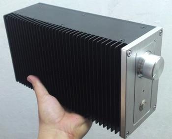 BRZHIFI top radiator aluminum case for power amplifier фото
