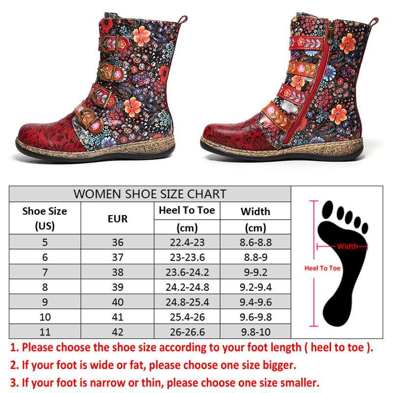 Дизайнерские женские Лоскутные ботильоны из натуральной кожи с пряжкой; модная зимняя теплая Байкерская обувь с флисовой подкладкой - 3
