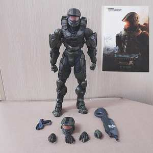 Play Arts KAI Halo 5 Guardians No. 1 Action Figure Collectible For  Toys Gifts