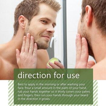 30ML  Beard Growth Oil Beard Balm Moustache Growth Serum Moisturizing Smoothing Beard Hair Growth Essence Hair Care 3
