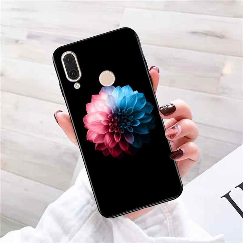 Babaite Printed Wallpaper Black Soft Shell Phone Case Capa Phone Case For Redmi Note 8 8pro 8t 6pro Redmi 8 7a 6a Xiaomi Mi 8 9 Phone Case Covers Aliexpress
