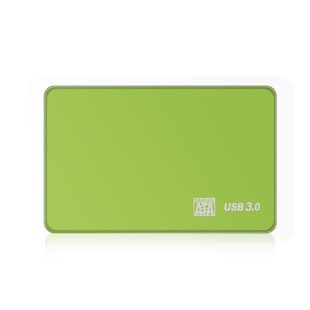 Чехол TISHRIC для внешнего жесткого диска Optibay 2 5 Чехол для жесткого диска чехол для жесткого диска корпус для жесткого диска USB 3 Sata на USB многоцв...