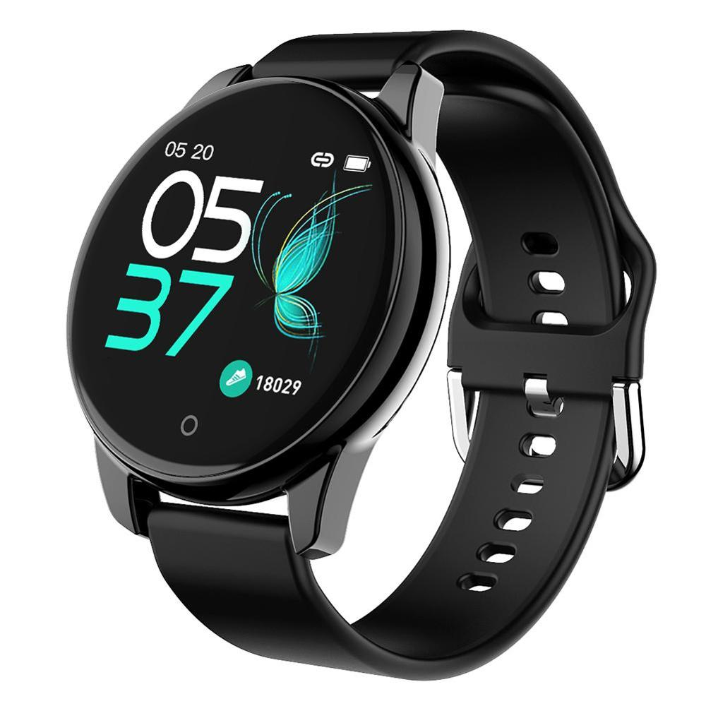 Fitness Tracker Sports Watch M4 Smart Bracelet IP67 Waterproof Step Counter Heart Rate Blood Pressure Monitoring Health Reminder