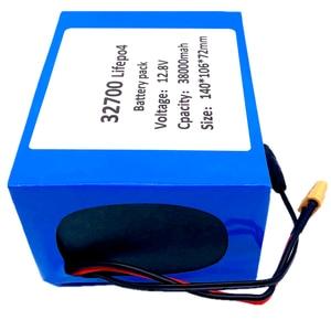 Image 5 - 32700 Lifepo4 סוללות 4S3P 12.8V 30Ah 4S 40A 100A מאוזן BMS סירה חשמלי ורצופה אספקת חשמל 12V