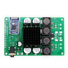 Taidacent Bluetooth AMP kurulu ses amplifikatör kurulu Bk3266 Bluetooth 5.0 seri komut programlanabilir 2*100 Watt Aux girişi