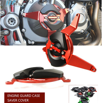 Motorcycle Accessories Green Moto parts Frame Slider Engine Guard Case Saver Cover Protector For kawasaki Z 900 Z900 2017 2018