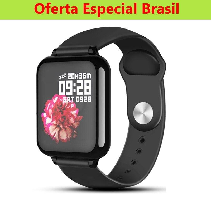 B57 Smartwatch Hero Band 3 Smart Watch For Apple Watch Android Phone Heart Rate Blood Pressure Men Women smartwatch b57