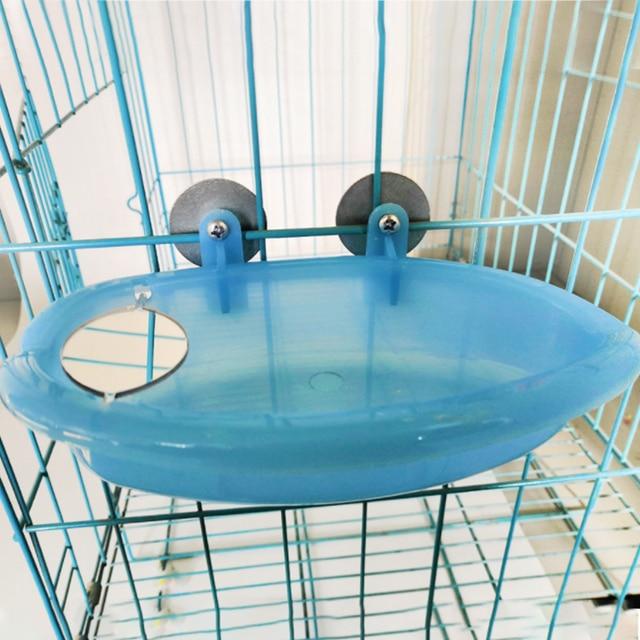 Bird Bathtub  2