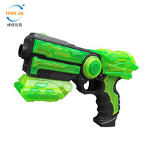 Gun toy new type of childrens air soft gun mini-gunner indoor boy paintball pistol FJ512