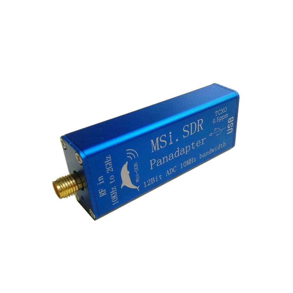 Новое широкополосное программное обеспечение радио MSI. SDR приемник совместим с SDRPLAY RSP1 программное обеспечение радио не-RTL 10 кГц до 2 ГГц
