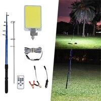 Comparar Linterna portátil LED tienda de campaña luz al aire libre coche de carretera viaje 4