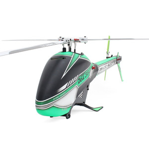 Image 4 - ALZRC   Devil 380  TBR KIT Helicopter 380 RC Helicopter  Silver   2019
