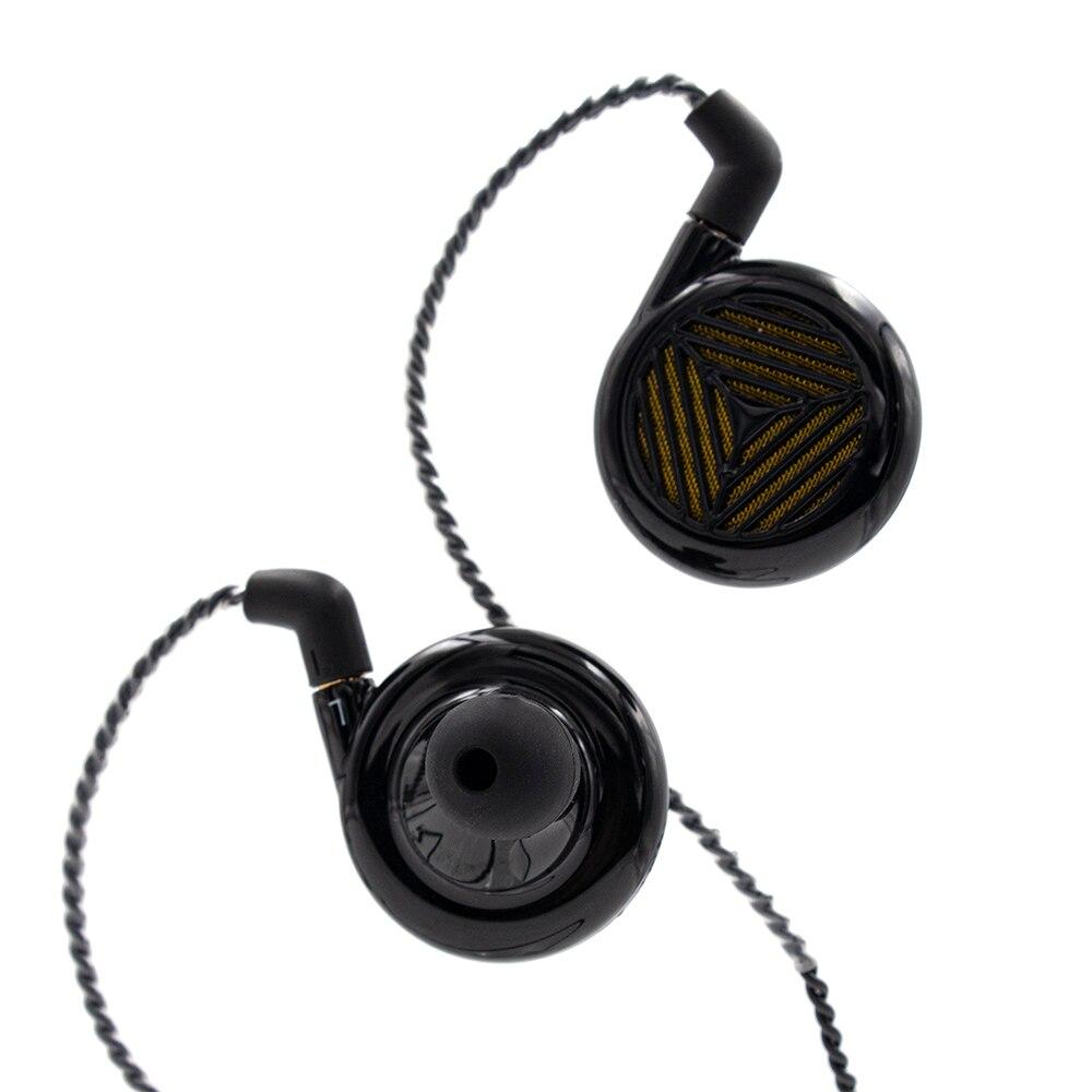 Gold Planar GL20 Planar Magnetic HiFi In-ear Earphone  For Audiophiles Musicians