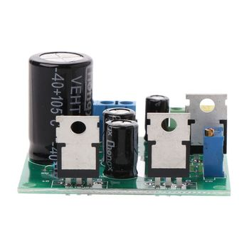 Mini 1969 TIP41C Mono Channel DC 12V High Power Digital Audio Amplifier Assemble Board image