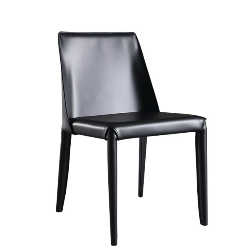 Modern Simple Dining Chair, Desk And  Home Use Nordic Light Luxury Backrest, Net Red Iron Arts Ins, Makeup Sales Office Ch