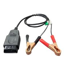 Cable de repuesto de batería de línea de memoria, alimentación continua, accesorios de coche, herramienta de reparación de automóviles, OBD