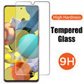 Твердое закаленное стекло 9H для Samsung A7 2018 A750 A6 A8 Plus, Защита экрана для Galaxy A51 A71 A31 A21S A50 A70 A30, стекло для телефона