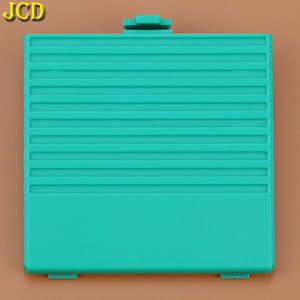 Image 3 - JCD 1pcs For Nintend Game Boy Battery Cover Case Lid Door Replacement for GB console battery Back door cover