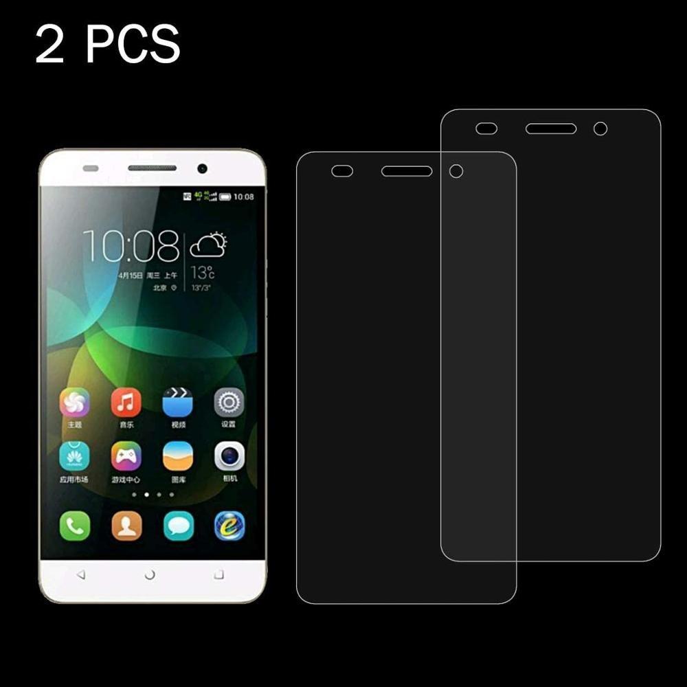 """2 pçs para honra 4c 5.0 """"protetor de tela de vidro temperado 2.5 9h segurança para huawei honor 4c/g jogar mini CHM-U23 CHM-U03 CHM-U01"""