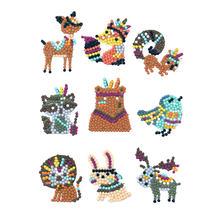 5d diy животные алмазная живопись наклейки наборы для детей