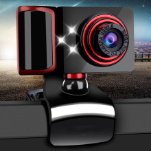 Video Meeting HD Webcam with Microphone 12 Million Pixel Web Cam Online Courses learning Device for Computer PC Laptop Desktop