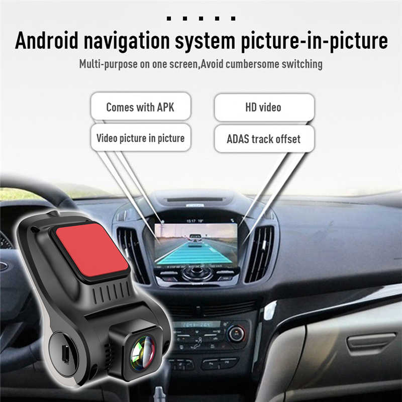 170 Graden 1080P 5G Full Hd Groothoek Lens Auto Camera Auto Dvr Video Auto Recorder Adas wifi Gps Tracker Dash Camera Dash Cam