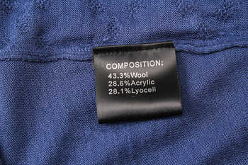 Billionaire sweater wool Snake skin men\'s 2019 New fashion Business comfort designed high quality gentleman M-5XL free shipping