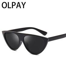 2019 New Fashion Brand Designer  Cat eye Sunglasses Women Luxury Glasses Retro Sun glasses Female Eyewear UV400