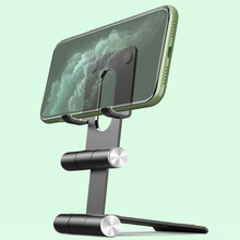 Metal Phone Holder Stand Mobile Smartphone Support Tablet St