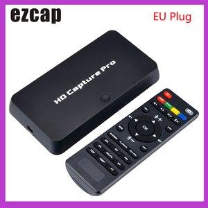 Image 1 - Ezcap 295 HD לכידת וידאו 1080P מקליט USB 2.0 השמעה לכידת כרטיסי w/מרחוק חומרה H.264 קידוד עבור xbox אחד PS4