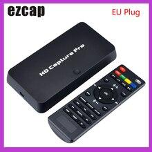 Ezcap 295 HD Capture vidéo 1080P enregistreur USB 2.0 lecture cartes de Capture avec matériel à distance H.264 encodage pour Xbox One PS4