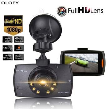 "Smart Rijden Recorder 2.4 ""Full Hd 1080P Hd Nachtzicht Dash Cam Auto Dvr Camera Driving Video Recorder 140 Graden Groothoek"