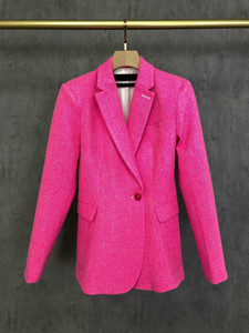 B020 The newest pink suit young blood