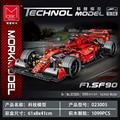 Техническая серия Формула 1 автомобиль F1 1099 шт., строительные блоки, спортивный гоночный автомобиль, супермодельный комплект, кирпичи, игруш...