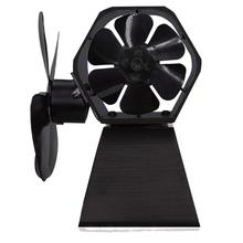New High Quality Thermal Power Fireplace Fan Durable Ultra-Quiet Maintenance-free Support Wholesale