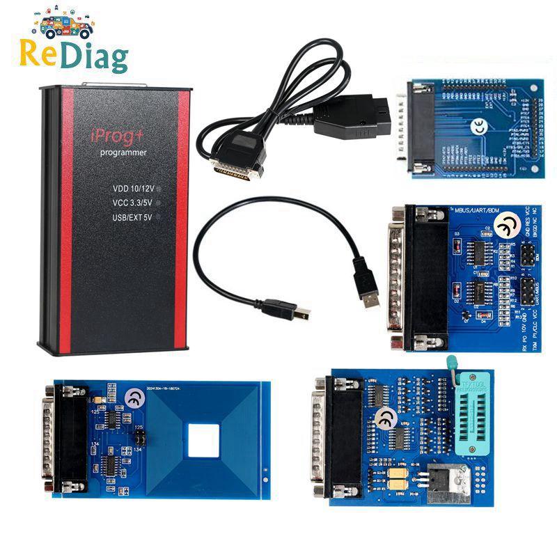 Programator iPROG + PROG obsługuje do V84 wymień Carprog/Digiprog/Tango Iprog IMMO/poduszka powietrzna reszta/korekta licznika