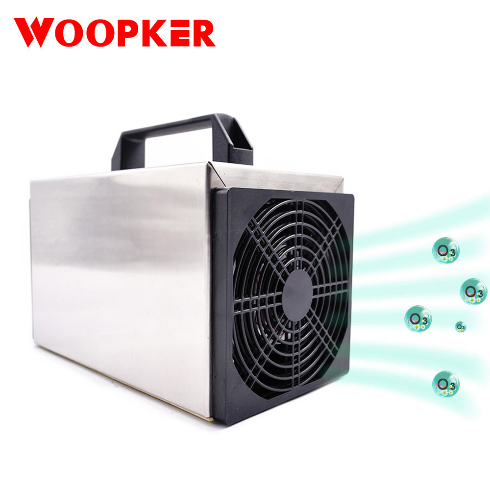 220V Ozone Generator 15g/h 10g/h Portable Ozonizer Air Purifier Water Sterilizer Treatment For Car Home