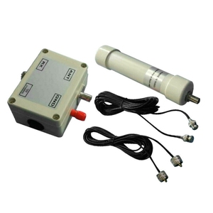Portable Mini Whip Active Antenna Assembled in Box HF LF VLF Mini-whip Sdr RX D08A