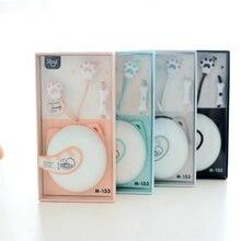 Earphone Music-Earplugs Cute Fruit with for Xiaomi Mp3/Children/Girl/Gift Storage-Box