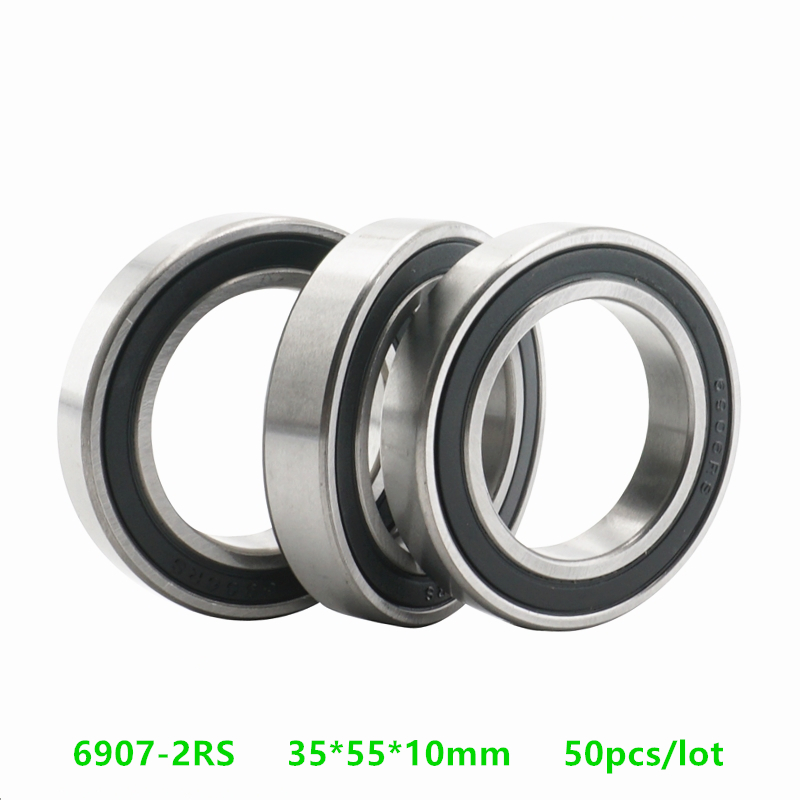 BEARING 6907 2RS SS STAINLESS 61907 35MM X 55MM X 10MM