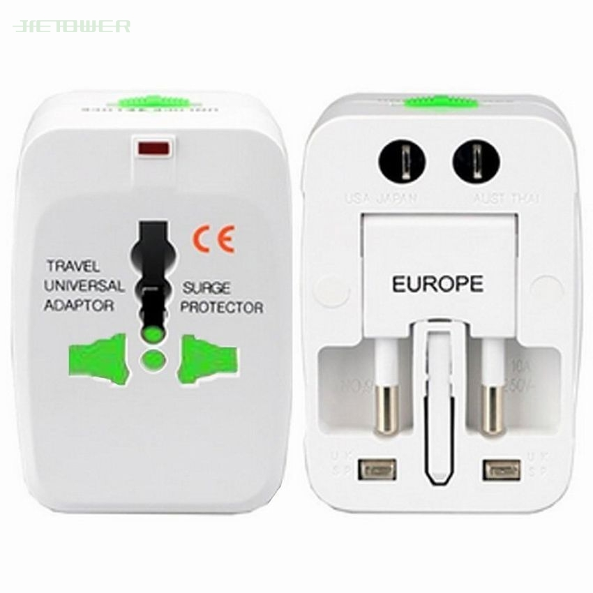 International-Plug Adapter Charger Au-Plug Universal UK Travel Converter Power-Socket