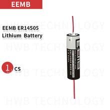 EEMB ER14505 AA 3,6 V 2400mAh литиевая батарея ER14505 ленточная сварочная игла