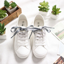 120cm Colorful shoelaces Candy Gradient Party Camping Boots Shoelace Canvas Strings  Shoe Laces Growing color Dentelle