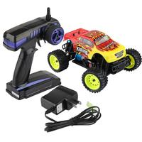 HSP 1/16 electric 94186 25A brushed ESC 4WD Off road RC Remote control vehicle gift us Plug RC car off road toy for children